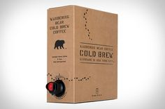 Cold brew coffee is delicious. Now you can have it fresh on tap in your own refrigerator with Wandering Bear Cold Brew Coffee. It's made from freshly-roasted 100% Arabica coffee that steeps in cold, filtered New York City water for...