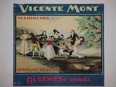 Vicente Mont.  Algemesí.