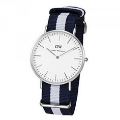 Daniel #Wellington – 0204DW – #Glasgow – #Montre Mixte – Quartz Analogique –…