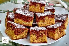 nem lehet elrontani! Nagyszerű vendégváró, és gyorsan elkészül. Krispie Treats, Rice Krispies, Hungarian Desserts, Food To Make, French Toast, Breakfast, Recipes, Bakken, Morning Coffee
