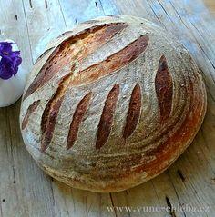 Bourák se starým těstem – Vůně chleba Bread, Food, Meal, Essen, Hoods, Breads, Meals, Sandwich Loaf, Eten