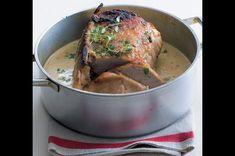 Křehká vepřová pečeně v mléce | Apetitonline.cz Pork, Meat, Kale Stir Fry, Pork Chops