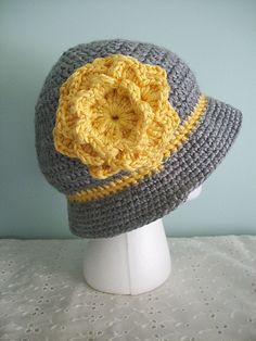 Ravelry: FLAPPER FLOWER pattern by J. G. Burdette