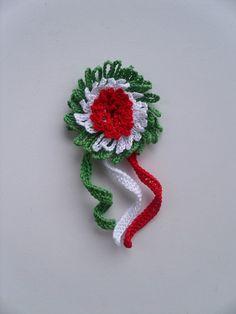 Beanie, Crochet, Hats, Floral, Flowers, Jewelry, Italia, Jewellery Making, Hat