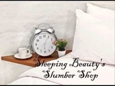 Sleeping Beauty's Slumber Shop -Having trouble falling asleep? Well then, you've come to the right place. Here at Sleeping Beauty's Slumber Shop we have everything you'll need to get an enchanted night's rest.