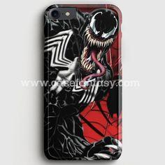 Venom Marvel Villain iPhone 7 Case | casefantasy