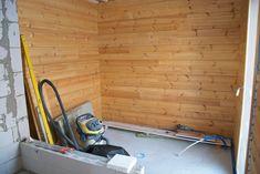 saunan suunnitelmat | Talo Markki Sauna, Home Appliances, Minimalist, House Appliances, Appliances