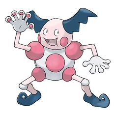 Mr. Mime #122