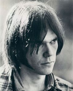 Neil Young • Neil in 1971