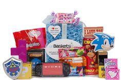 Valentine's Day - Gamer Gift Basket!