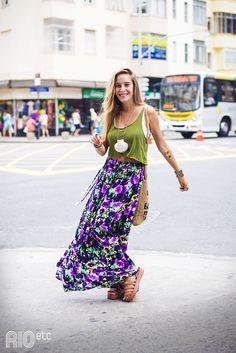 Juliana Lattuca, do blog Ligadas & Antenadas, e suas fantasias do it yourself.