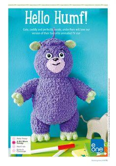 Knitting  Crochet  November 2014 - 轻描淡写 - 轻描淡写 Knitting Magazine, Crochet Magazine, Chunky Knitting Patterns, Double Knitting, Baby Boy Jackets, Book Crafts, Craft Books, Knitted Animals, Bear Doll