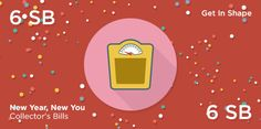 I won the limited edition 6 Swag Buck Bill @SwagbucksOfficial #swagbucks January 17, 2015 at 2:57am  Set complete!