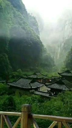 Beautiful Nature Scenes, Amazing Nature, Beautiful Places To Visit, Wonderful Places, Good Morning Images Hd, Nature Gif, Natural Scenery, Beautiful Waterfalls, Image Hd