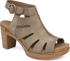 249a86d62b9 Demetra Taupe Milled Nubuck. Dansko ShoesCool BootsAnkle StrapsAnkle ...