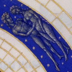 .:. Detail from Tres Riches Heures du duc de Berry, Limbourg brothers, 1412-1416