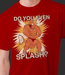 Do You Even Splash? | Shark Robot