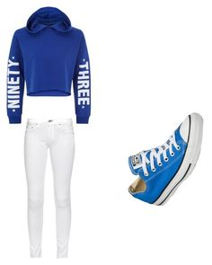 """""""Untitled #108"""" by aaylabb8 on Polyvore featuring New Look, rag & bone and Converse"""