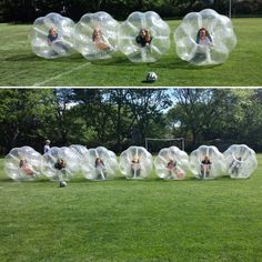 Soccer Games, Fun Games, Bubble Soccer, Ladies Day, Toronto, Bubbles, Twitter, Cool Games, Games Of Football