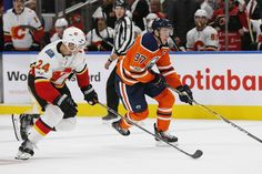 Preview: Calgary Flames vs Edmonton Oilers 12/2/17 (26/82): Probably Should Stop McDavid This Time