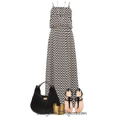 """""""Maxi Dress"""" by cindycook10 on Polyvore"""