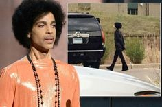 Prince last pictures revealed: Chilling photos show star leaving pharmacy just hours before his tragic death