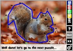 DigiPuzzle - Free online math activities for kids (not an app)