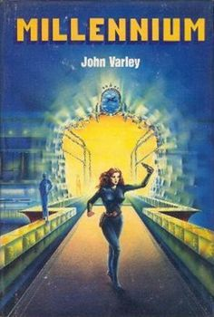 """John likes """"Millenium"""" by John Varley. This is one of the best time travel novels ever written....its better than the movie!"""