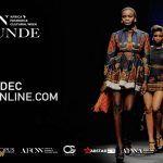 Africa Fashion Week, Yaoundé du 12 15 décembre 2018.