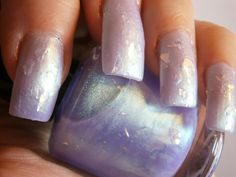 Winter Wisp Color Shifting Nail Polish by WonderBeautyProducts