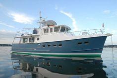 1999 Selene 47 Ocean Trawler Power Boat For Sale - www.yachtworld.com Massachusetts
