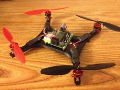 Micro H-Quadcopter by ukarmy04 - Thingiverse