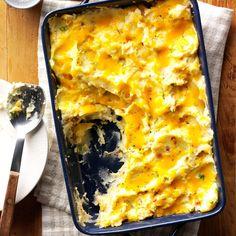 70 Incredible No-Fail Potato Recipes Loaded Mashed Potatoes, Potatoes Au Gratin, Twice Baked Potatoes, Loaded Potato, Crack Potatoes, Cheese Potatoes, Roasted Potatoes, Potato Dishes, Food Dishes