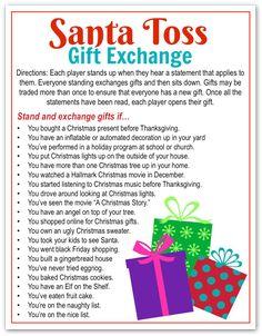 10 Fun Christmas Gift Exchange Games – Fun-Squared