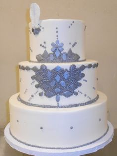 #BaltimoreCakery #WeddingCakes #CakeSwag #LookAtThatCake #Yum #CanIGetASlice #HereComesTheBride #BeautifulWeddingCakes