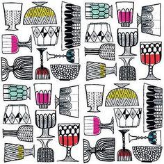pattern by marimekko