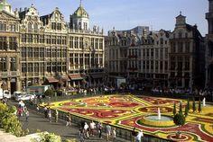 Brusel - Grand place