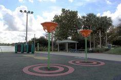 Playground at Community Center, Coconut Creek