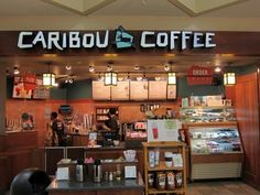 Vote Top 10 Famous Coffee Brands - Caribou Coffee