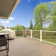 The days are getting longer, which means more time for relaxing outside with a cold one! #hunkeconstruction #hunkeprojects #outdoors #balcony #summerfun #deck #dreamspace