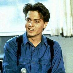 I love him! Johnny Movie, Young Johnny Depp, 21 Jump Street, I Love Him, My Love, Jack Sparrow, Anime Art Girl, My King, Hot Guys
