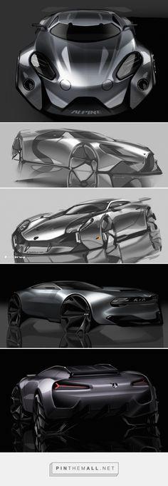 Random Sketch by Minsub Han on Behance