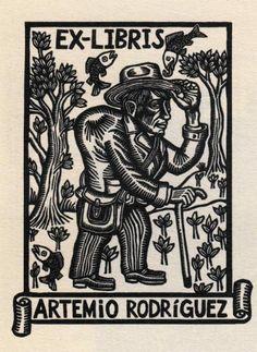 Artemio Rodriguez | www.bookplate.org