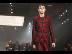 Alexander McQueen | Fall Winter 2015/2016 Full Fashion Show | Menswear | Exclusive