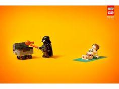 Lego Star Wars ad