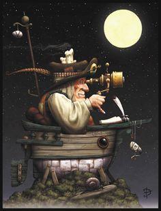 James C. Christensen (nato il 26 settembre, 1942 ) è un popolare artista americano di arte religiosa e di fantasia, una volta era un istrut...