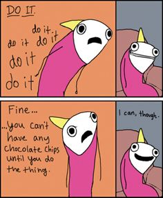 hyperbole and a half motivation game... this defines me on a grossly personal level