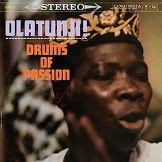 "Legends of Vinyl - Babatunde Olatunji - Jin-Go-Lo-Ba - DJ Luis Mario ""Flaco"" Orellana Vinyl Music, Lp Vinyl, Cd Music, Music Albums, Vinyl Records, Music Like, Kinds Of Music, Drums Beats, Skinny"