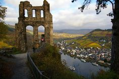 Traben-Trarbach - Germany; lived here before moving to the US.