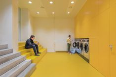 Gallery of Student Housing in Elsevier Office Building / Knevel Architecten - 12